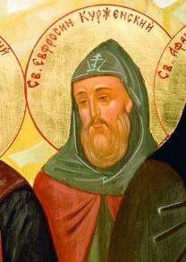 Преподобный Евфросин Курженский (Андомский)
