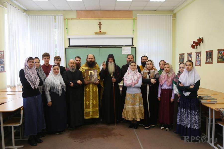 В день церковного Новолетия начался учебный год в МСДУ