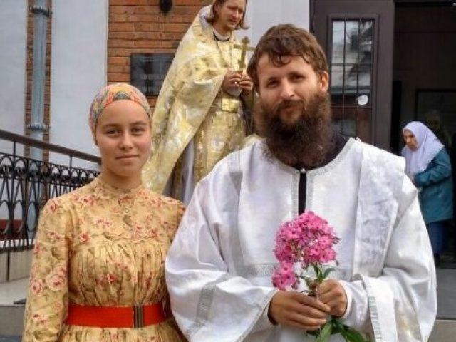 Диаконская хиротония в Новосибирской епархии