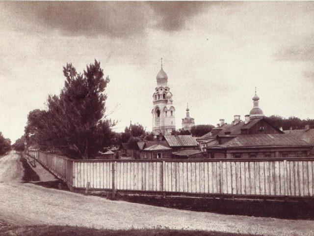 Исторические духовные центры русского старообрядчества