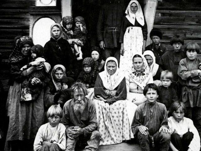 Старообрядчество в XVIII–XIX веках