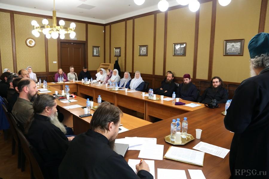 Епархиальноe совещание Санкт-Петербургской и Тверской епархии