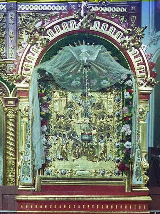 Преподобный Далмат Исе́тский