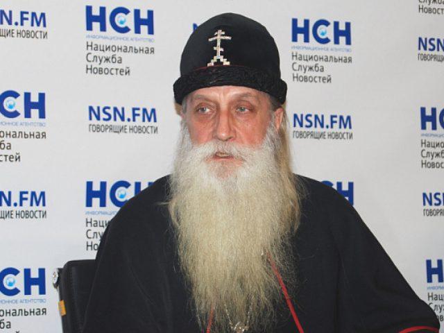 Градус церковного раскола на Украине повышать нельзя