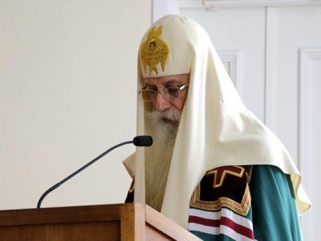 Доклад митрополита Корнилия Освященному Собору 2018 года