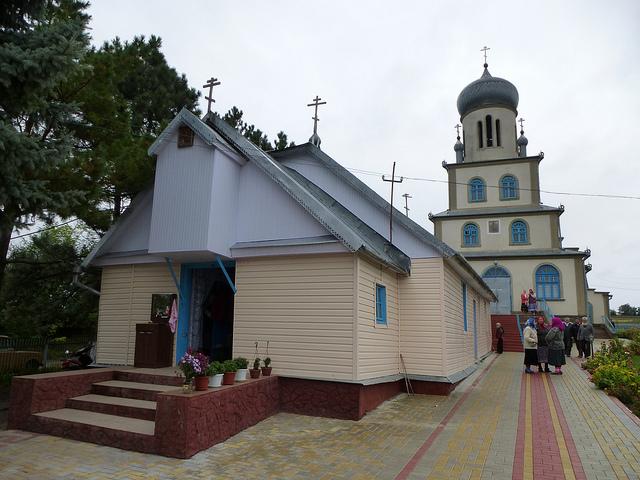 К столетию старообрядческого села Старая Добруджа