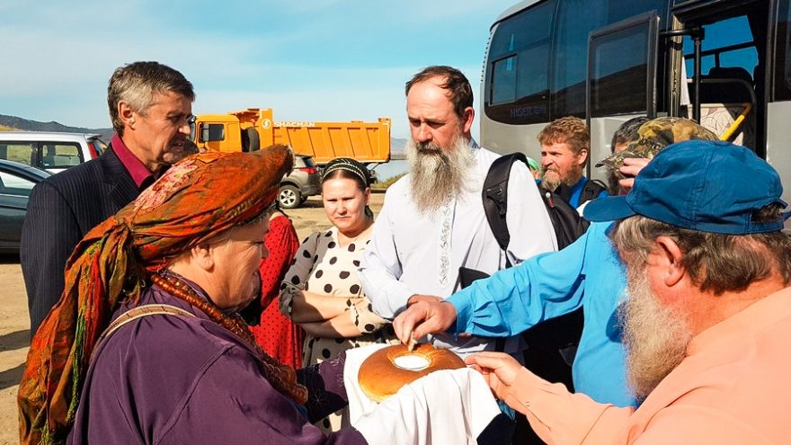 Chairmen of Old-believer communities living outside of Russia visited Rogozhskoe in Moscow
