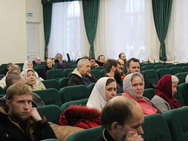 Вторая встреча старообрядческой общественности на Рогожском