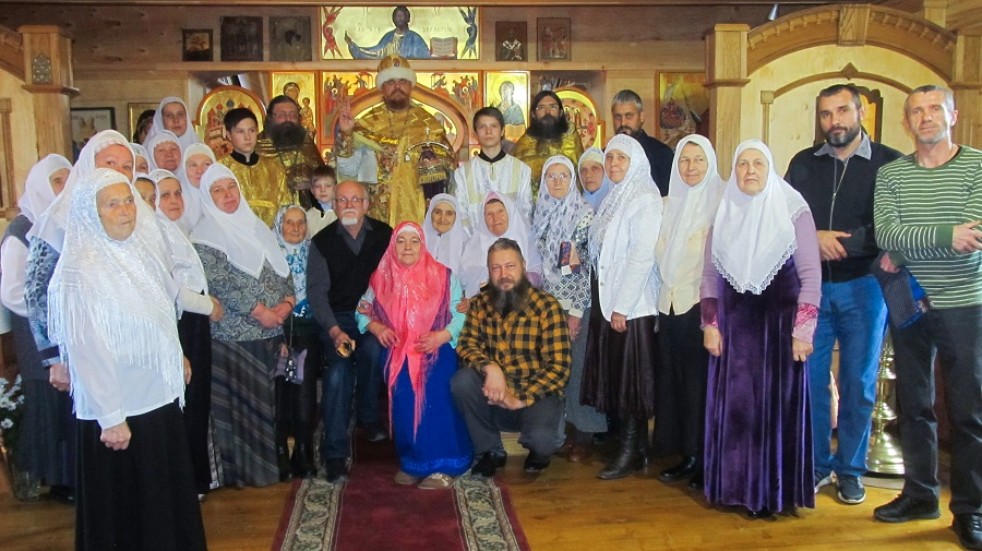 Епархия Самарская и Саратовская встретила своего архиерея