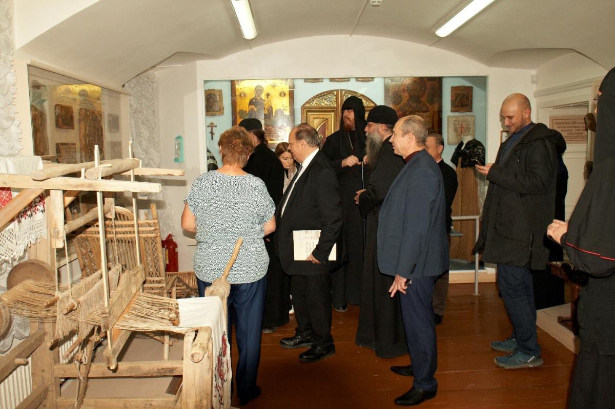 Официальные встречи епископа Самарского и Саратовского