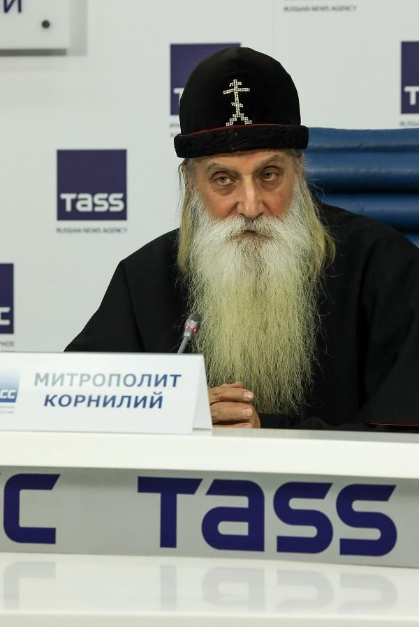 Открытие выставки старообрядческих древностей и пресс-конференция
