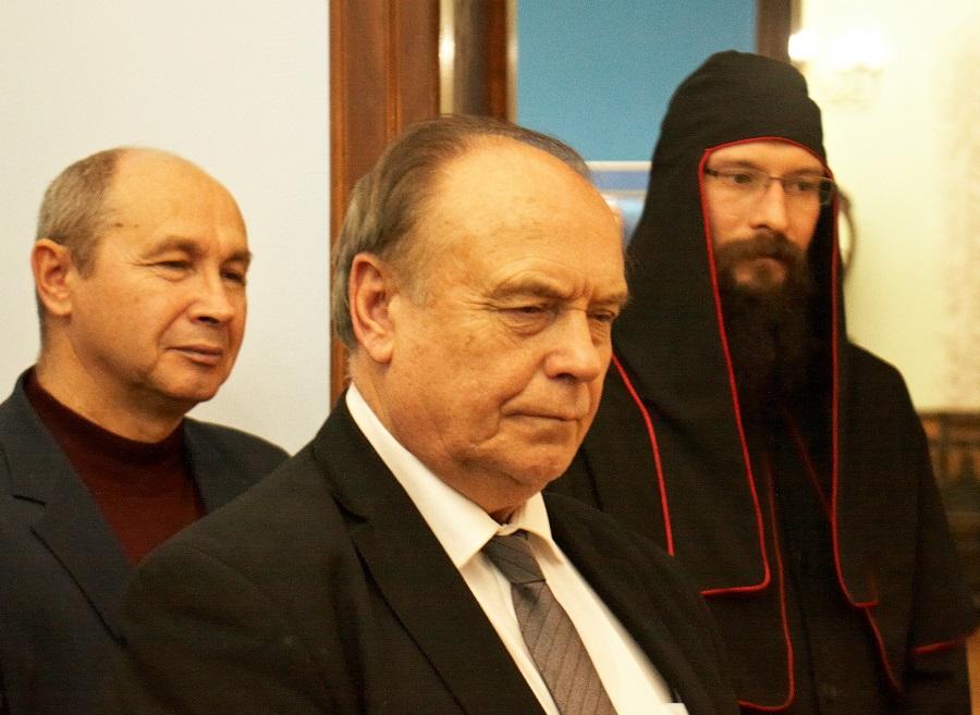 Австралийские паломникина«русском Афоне»