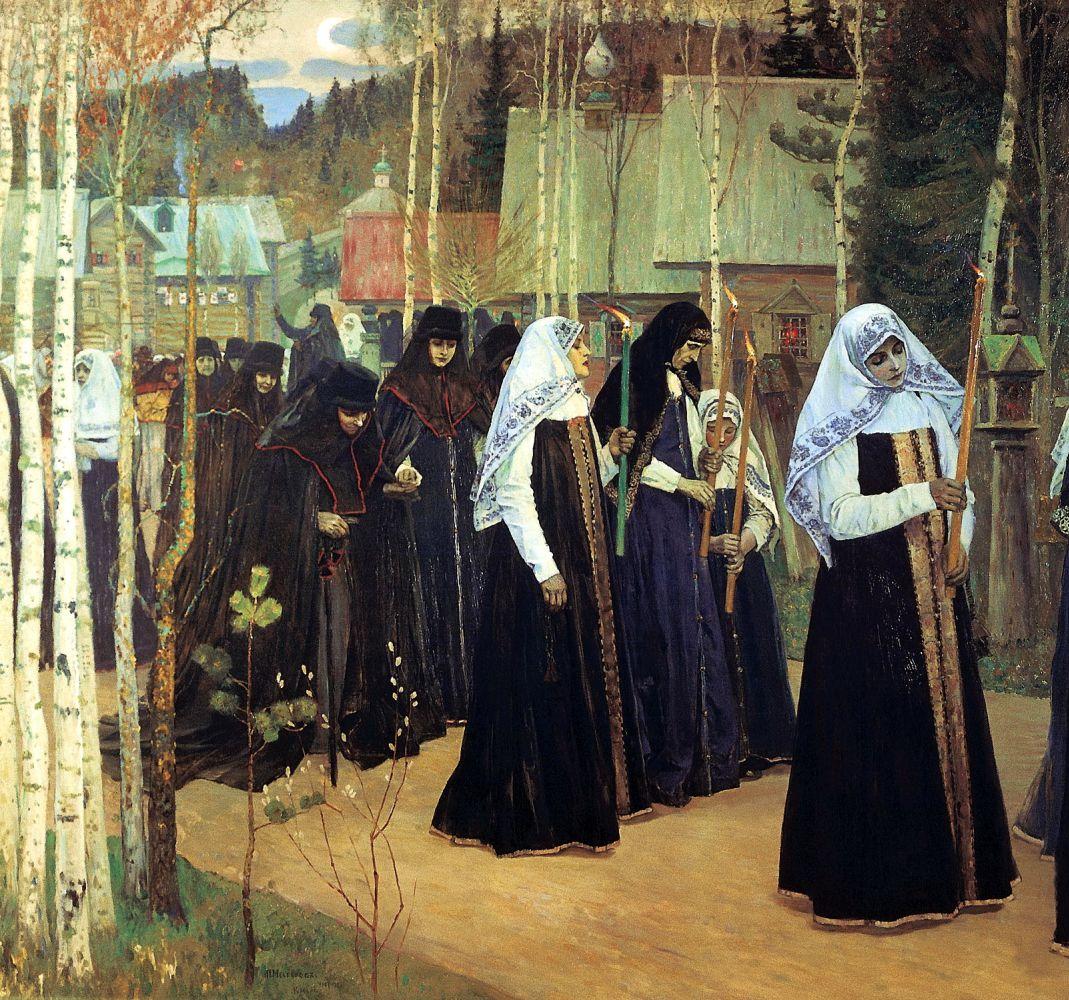На развалинах Святой Руси