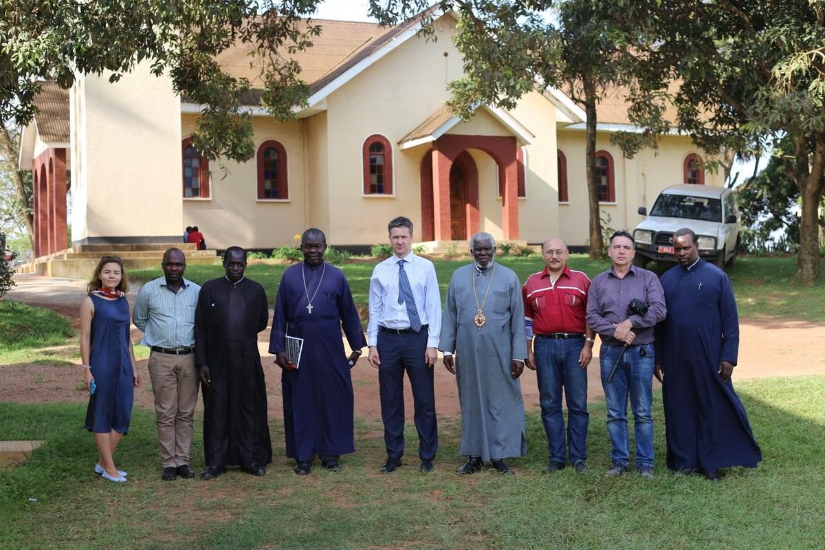 Ученые изучают «феномен угандийского старообрядчества»