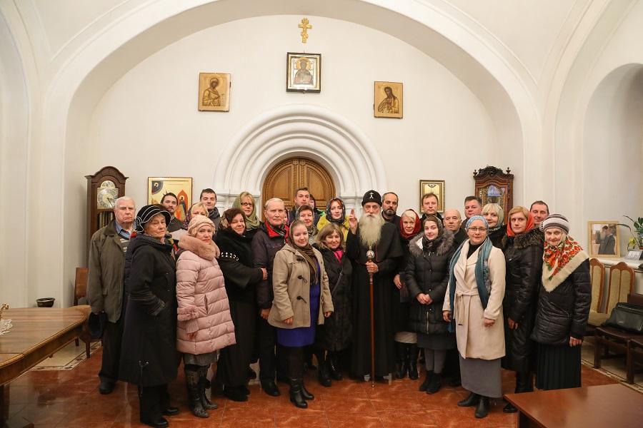 Депутат Московской городской Думы З.М. Зотова посетила Рогожское