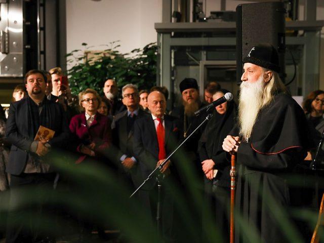 Выставка древних икон из собрания А.В. Мараевой открылась в Москве
