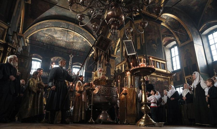 Престольный праздник придела свт. Николы на Рогожском