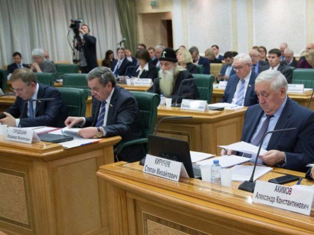 Заседание Совета по межнациональным отношениям и взаимодействию с религиозными объединениями