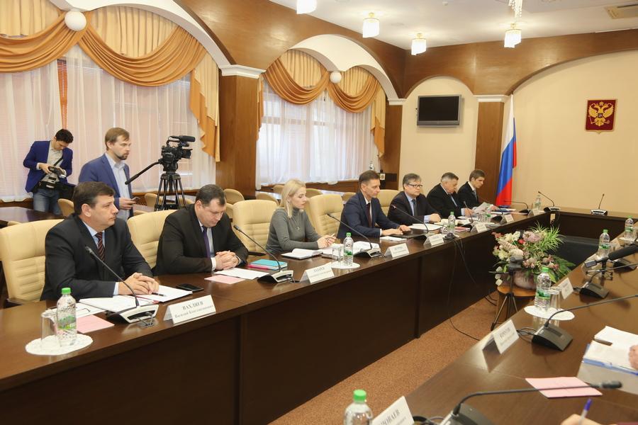 Делегацию старообрядческой Церкви приняли в администрации Владимирской области