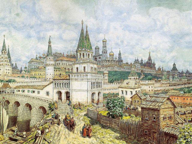 Мессианский фон Раскола
