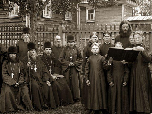 Старообрядцы как носители «русского духа» во взаимоотношениях с государством