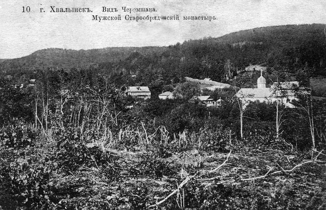 Преподобная Павольга Черемшанская