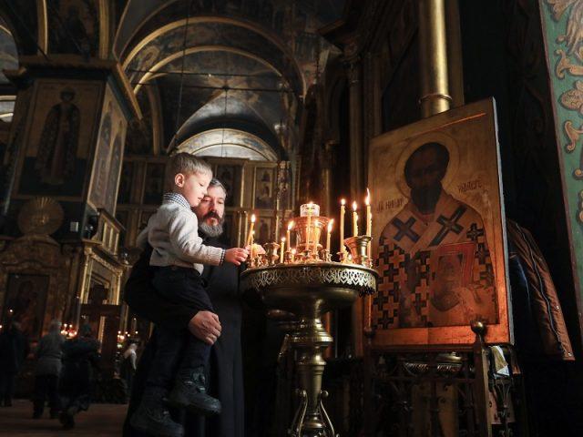 Праздник свт. Николы на Рогожском - 2018