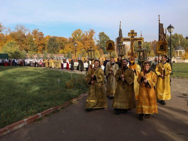 Покров на Рогожском 2018