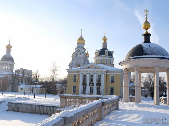 Прогулки по Рогожской слободе
