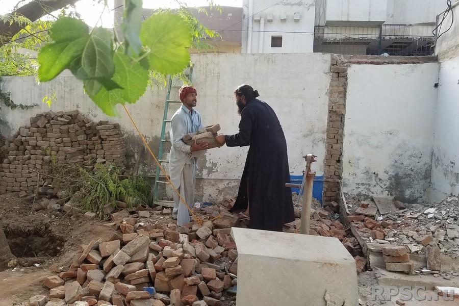 Миссия РПСЦ в Пакистане
