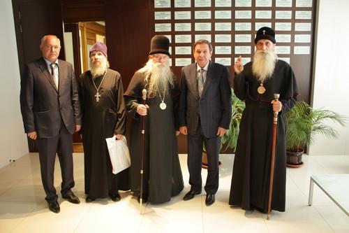 Митрополит Корнилий принял участие в праздновании 150-летия Сибирской епархии