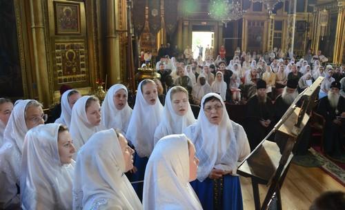 День свв. жен-мироносиц на Рогожском