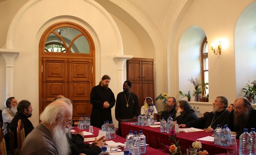 Заседание Совета митрополии