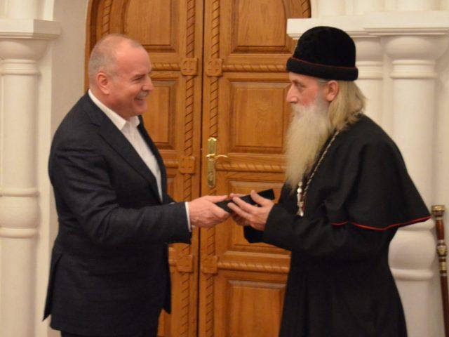 Оцифрован и передан на Рогожское архив Московской архиепископии