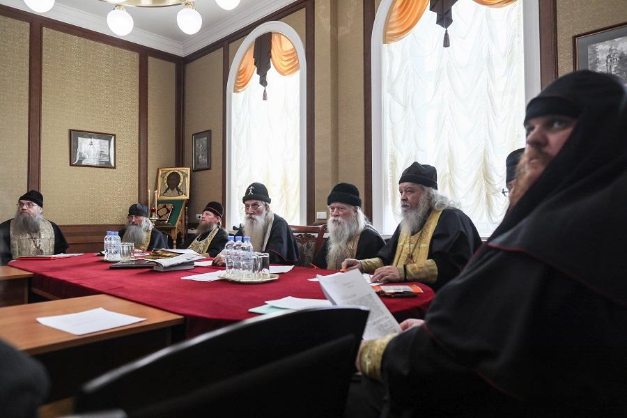 Заседания Совета Митрополии
