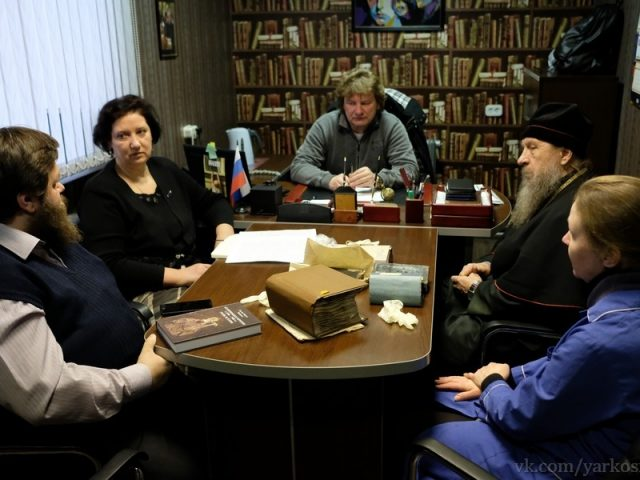 Подготовка празднования 400-летия протопопа Аввакума в Ярославско-Костромской епархии