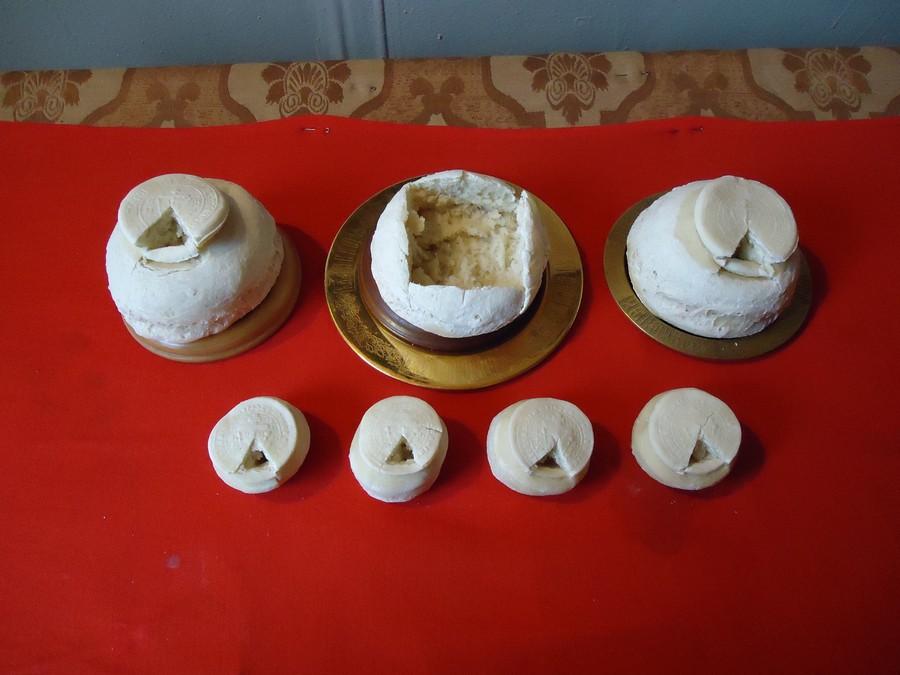 Святой хлеб в древлеправославном христианстве