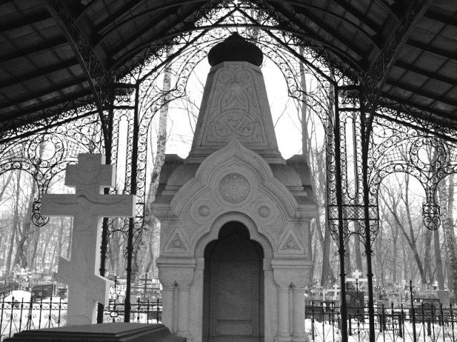 Достопримечательности Рогожского кладбища