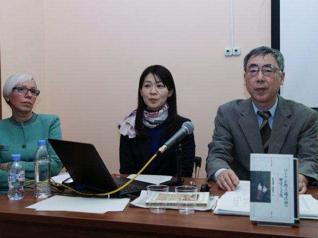 О старообрядчестве по-японски