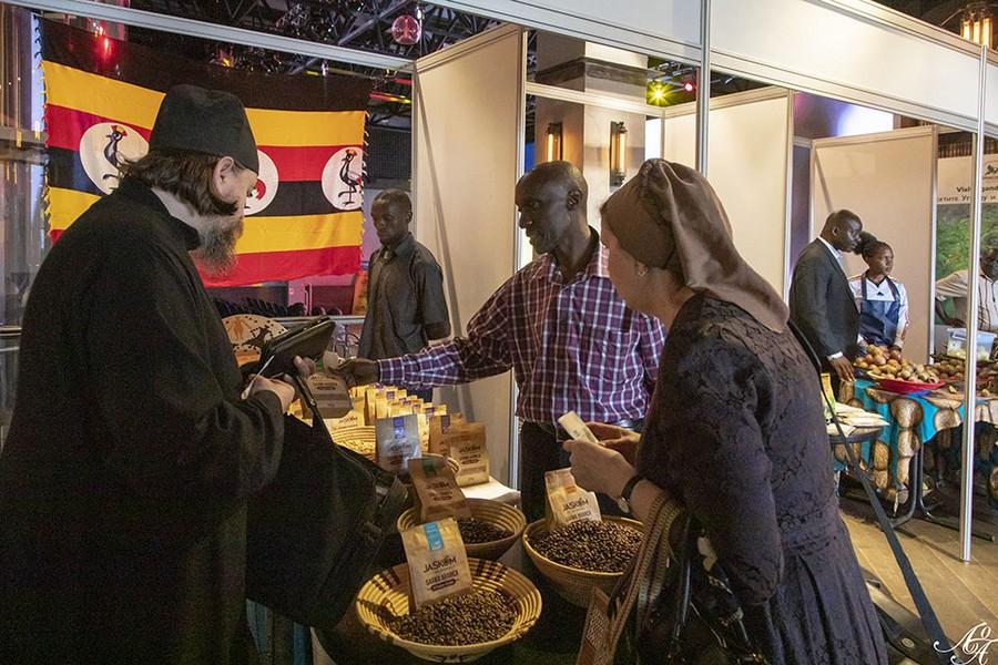 Встреча с послом Уганды на выставке Uganda Expo - 2019