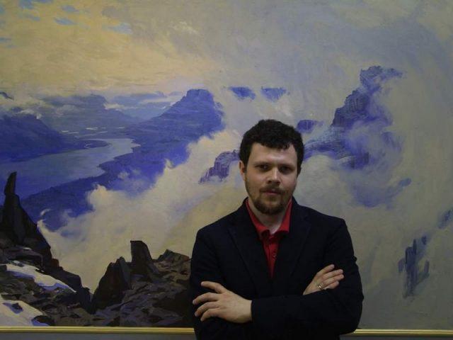 Северная Россия на полотнах старообрядцев