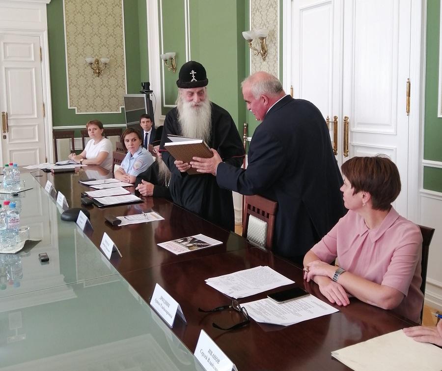 30-летие общины и встреча с губернатором
