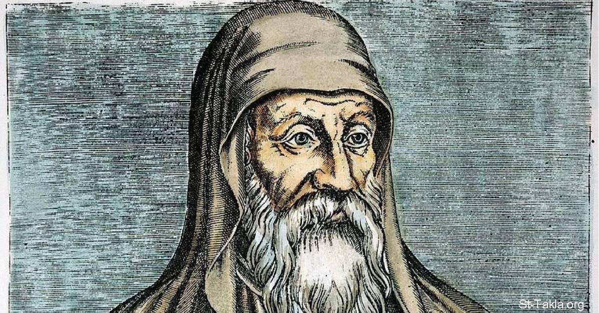 Критика оригенизма у священномученика Мефодия Патарского
