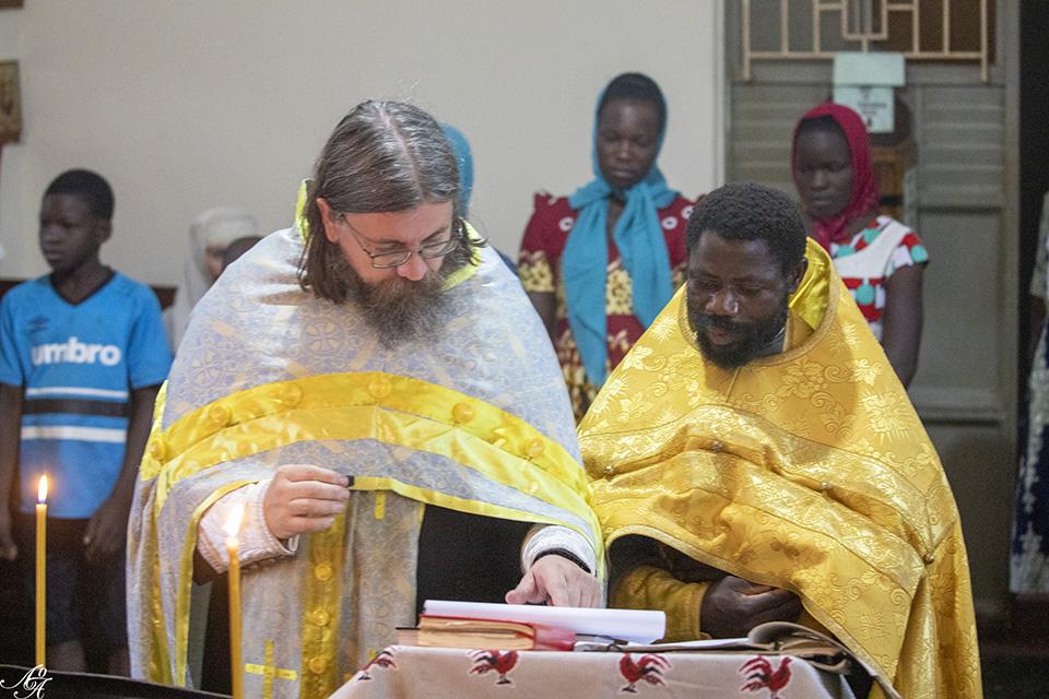 Делегация РПСЦ прибыла в Уганду