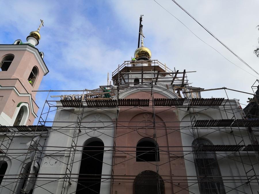 Очередной рубеж реставрации в Самаре