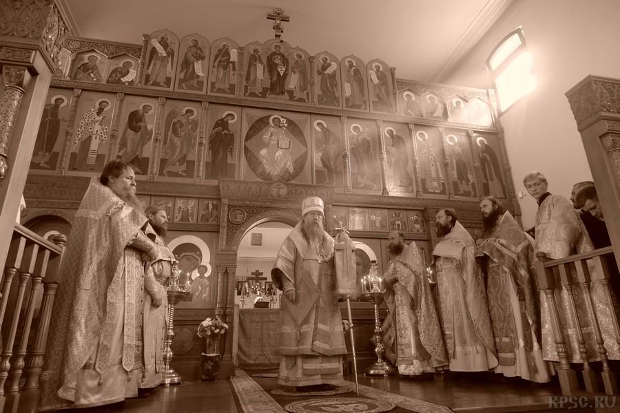 Десятилетие возрождения отметила община с. Безводного