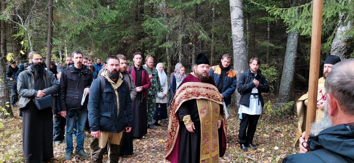 Одиннадцатый крестный ход памяти боярыни Морозовой