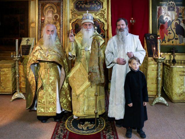 Памятные даты в Рогожской общине
