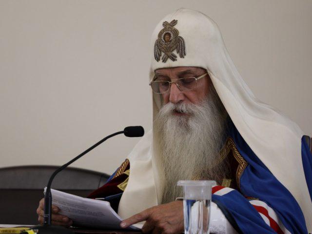 Доклад митрополита Корнилия Освященному Собору 2019 года