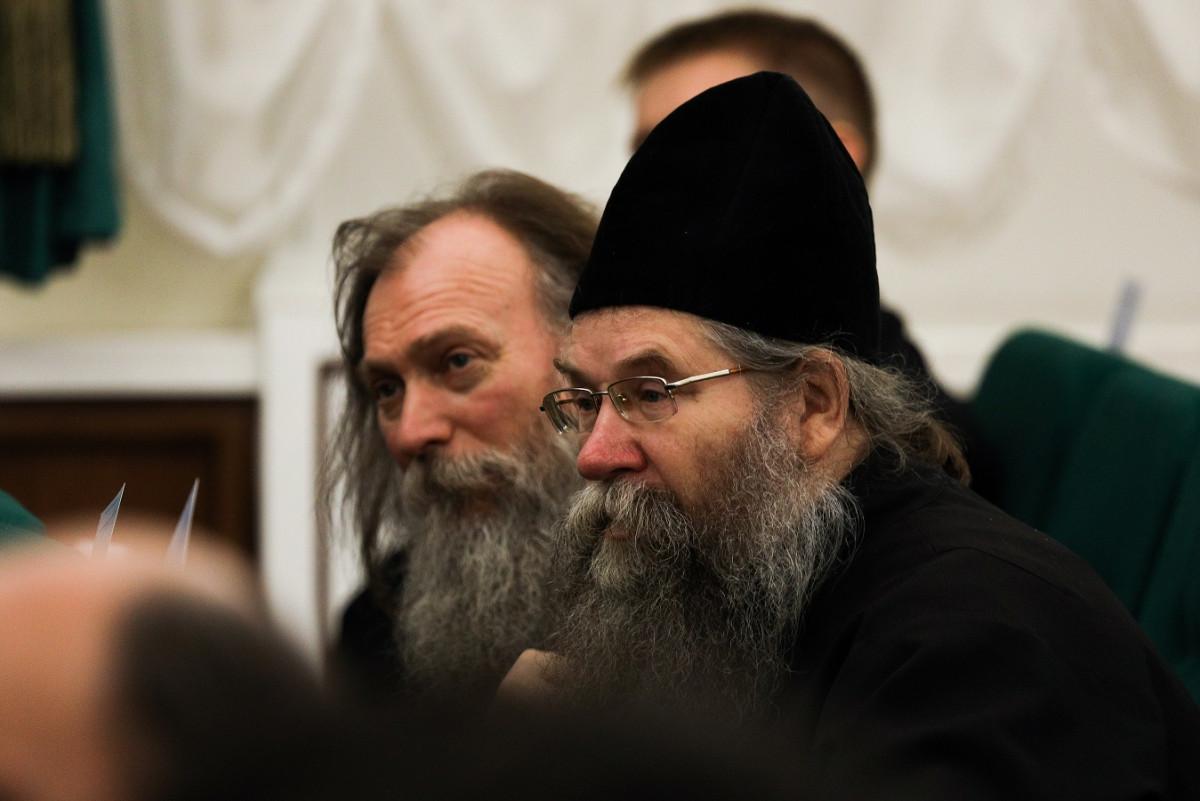 Уральская епархия поздравила с юбилеем протоиерея Валерия Шабашова